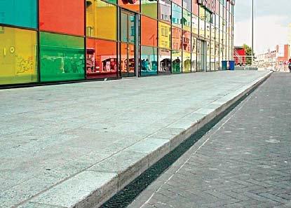 Rigola beton polimeri